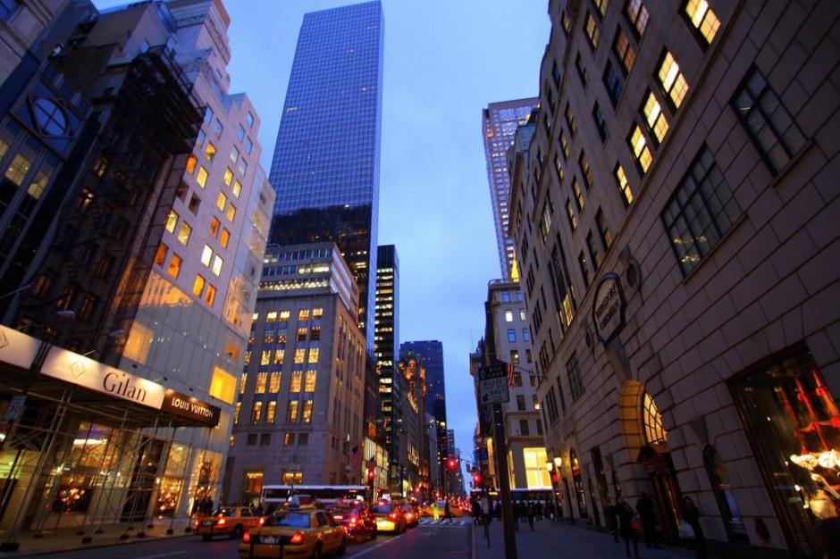 Cushman & Wakefield: najdroższe ulice handlowe świata