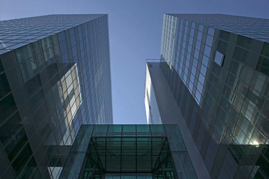 Wieżowiec refinansowany