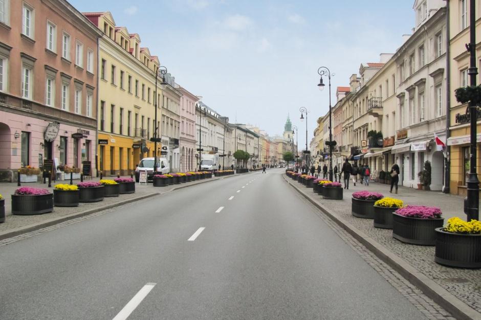 Zobacz najdroższe ulice handlowe w Polsce