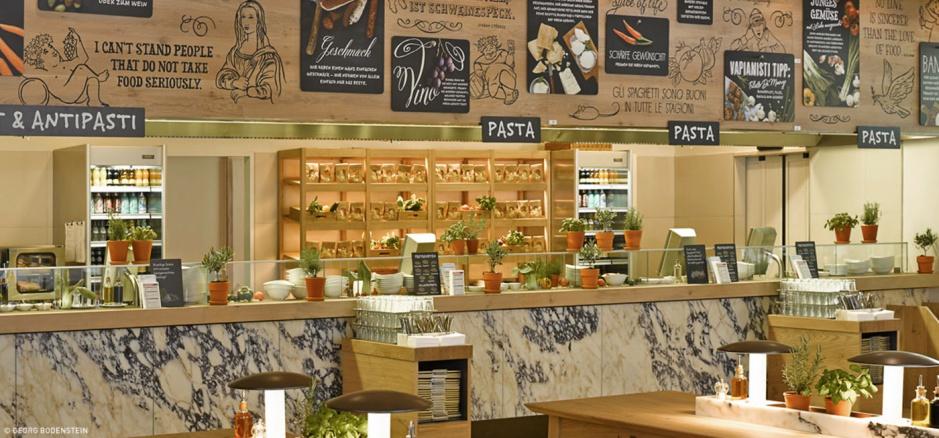 Najlepsza handlowa ekspansja: Vapiano