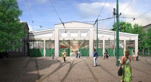 Powstaje kompleks biurowo-usługowy Zajezdnia Poznań
