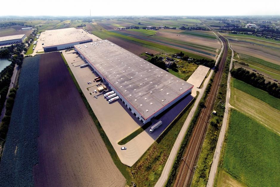 Hurtownia farmaceutyczna powiększa magazyn w Segro Logistics Park Warsaw Pruszków