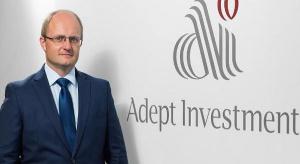 Nowy członek zarządu Adept Investment