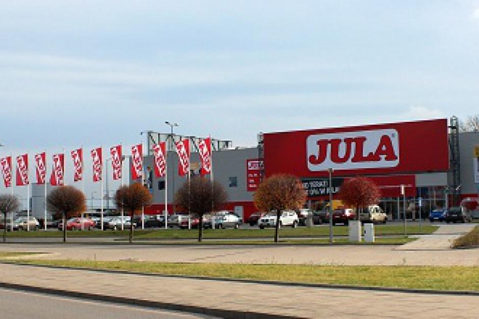 Multimarkety Jula zmieniają godziny otwarcia