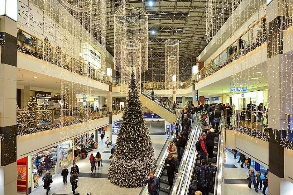 Galeria Krakowska ze świąteczną ofertą