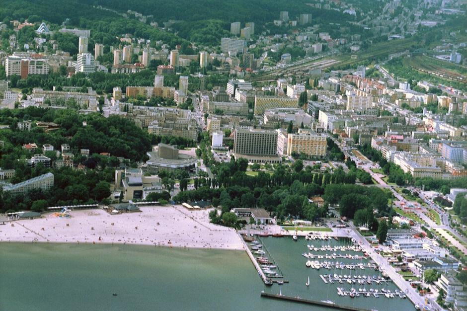 Gdynia wykorzysta tereny nad wodą. Powstanie nowe Sea City