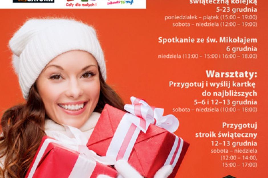 Świąteczna odsłona Poznań City Center