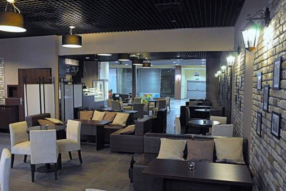 Kawiarnia CieKawa na dłużej w słupskiej galerii