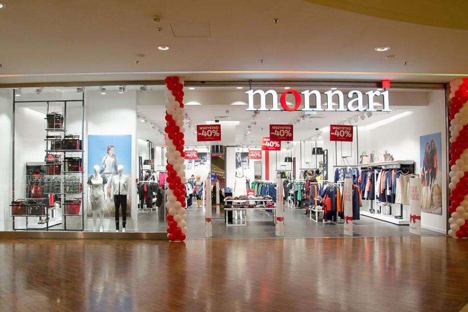Ambitne plany Monnari: jeszcze większe przychody, jeszcze więcej sklepów