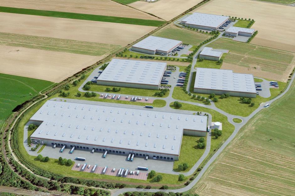 P3 zbuduje obiekt logistyczny dla firmy meblarskiej