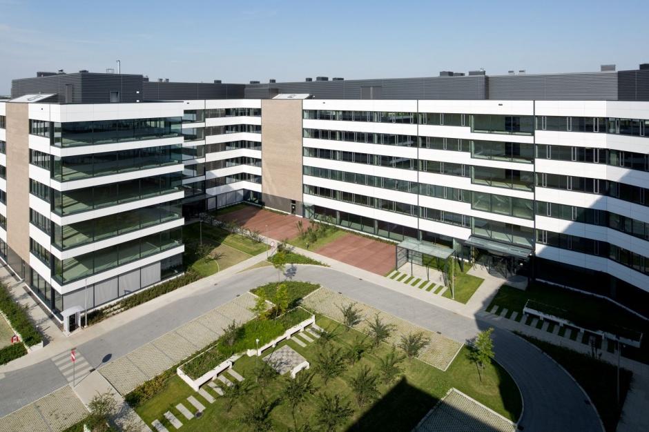 Firma z sektora IT wybrała Business Garden Poznań
