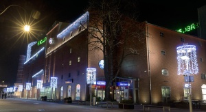 Focus Park w Rybnik - zobacz zdjęcia świątecznego wystroju