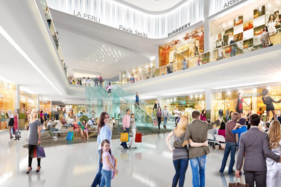 Kosztowało 1,2 mld zł, otwiera je Eva Longoria - rusza jedno z największych centrów handlowych w Polsce
