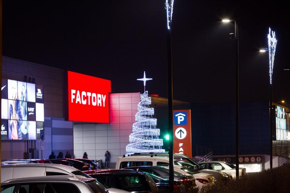 Factory Outlet Ursus już w świątecznym wydaniu