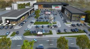 Zakończono rozbudowę Parku Handlowego Łomża