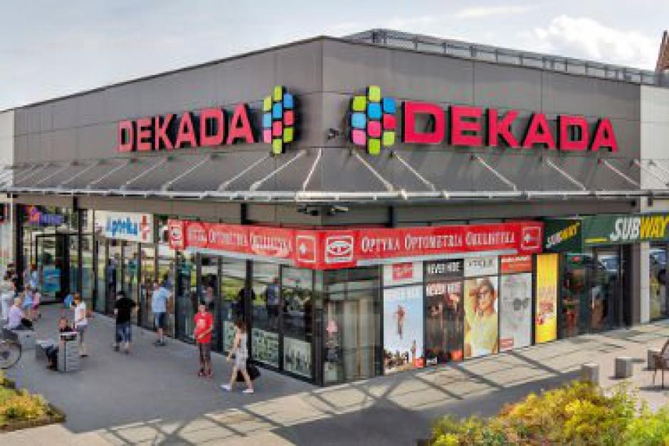 Sklep sportowy w Dekada Olsztyn