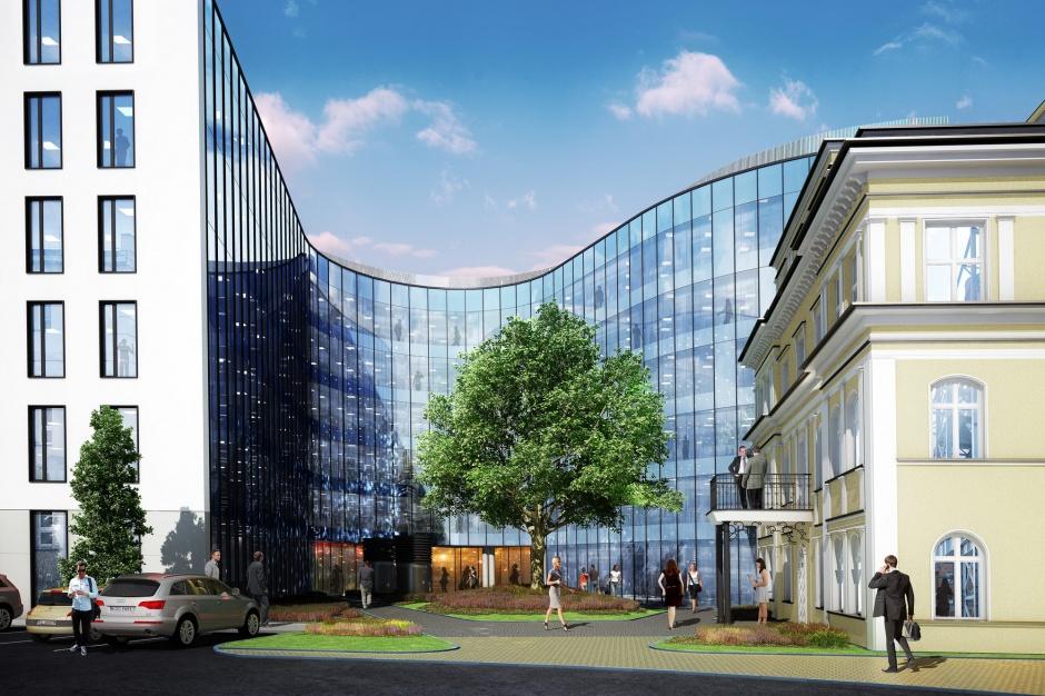 Ghelamco prezentuje nową inwestycję w Łodzi