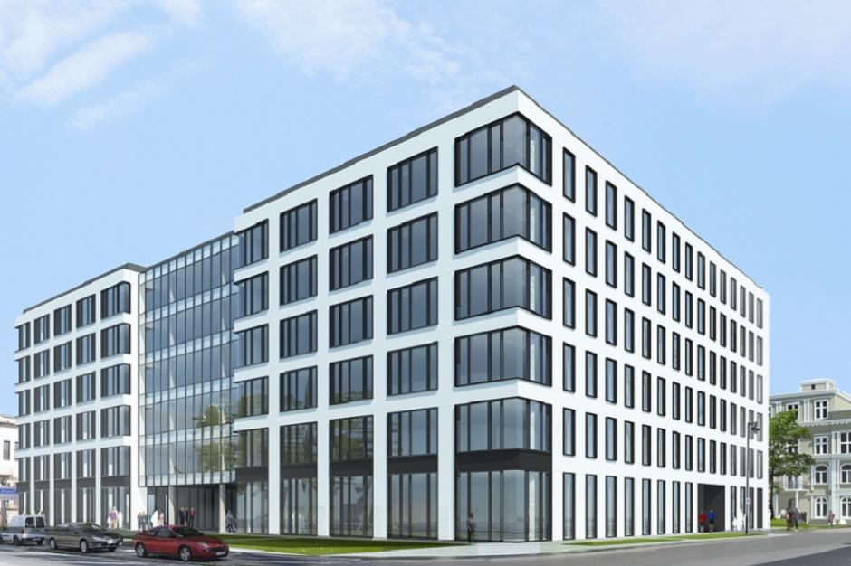 Nowa siedziba mBanku na ostatniej prostej