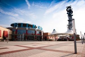 Przebudowa strefy gastronomicznej w Silesia City Center