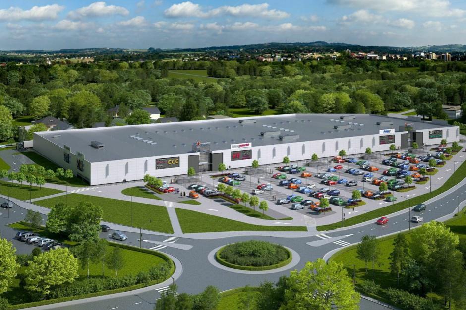 Nowa inwestycja przy projekcie Kasztelania City Centre