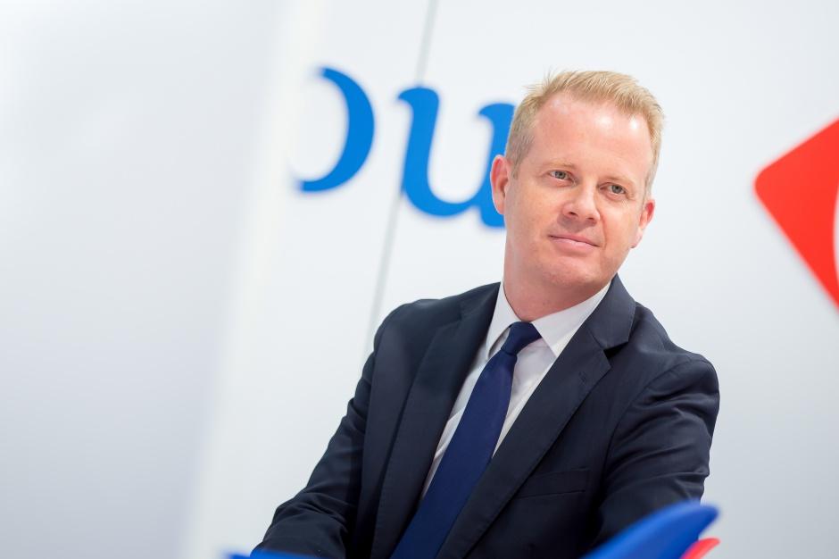 Ronan Martin dyrektorem ds. nieruchomości Carrefour