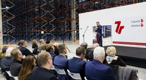 Pierwszy magazyn centrum logistycznego 7R Logistic już otwarty