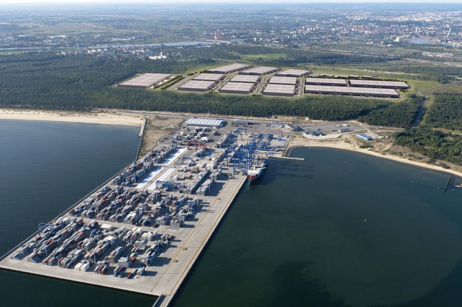 Goodman zakończył trzeci etap swojej flagowej inwestycji w Gdańsku