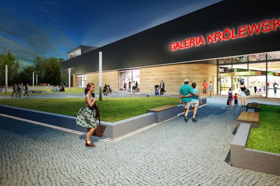 Ruszyła budowa Galerii Królewskiej w Sandomierzu