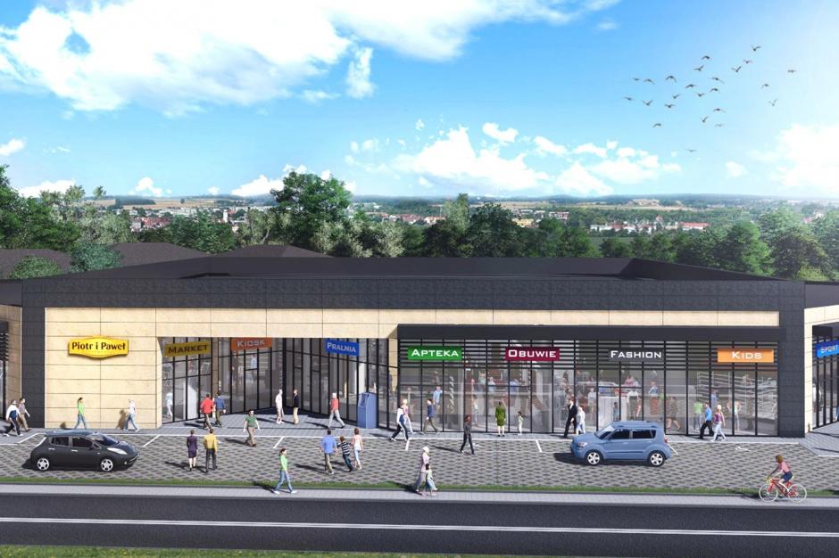 Centrum handlowe Milo w Józefowie będzie większe