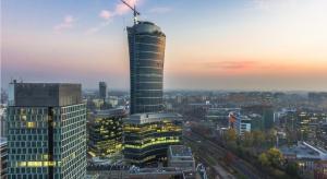 Warsaw Spire z najemcą gastronomicznym