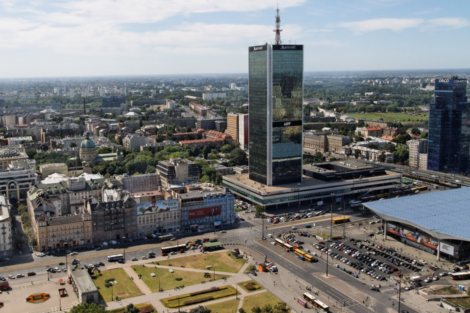 Nie ma chętnych na działkę w centrum Warszawy
