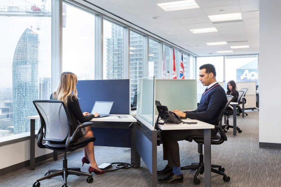Philips i Cisco wspólnie stworzą oświetlenie biurowe przyszłości
