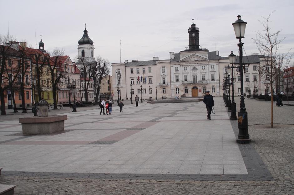 Salon księgarski wraca na starówkę w Płocku