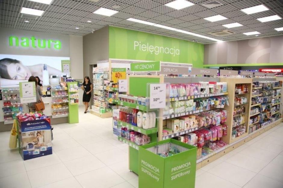 Drogerie Natura szykują nowe sklepy