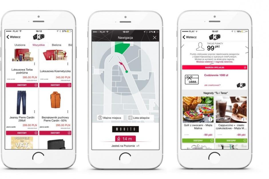 Navishopper: kolejna odsłona mobilnej rewolucji w galeriach