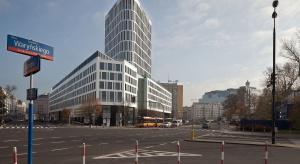 Nowe firmy w biurowej części kompleksu Plac Unii