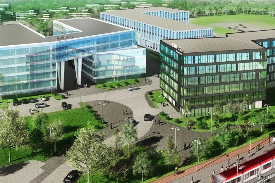 Equal Business Park z nowym najemcą