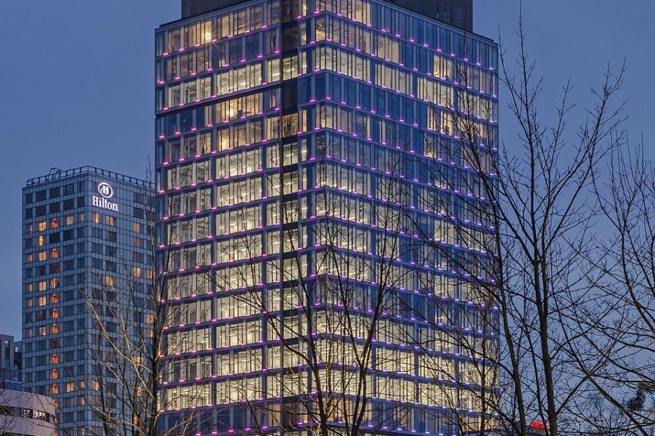 Prime Corporate Center wystawiony na sprzedaż