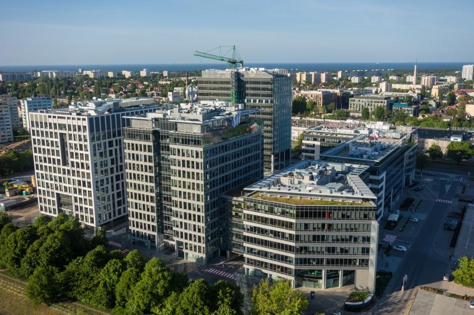 Urząd Pracy najemcą gdańskiego biurowca