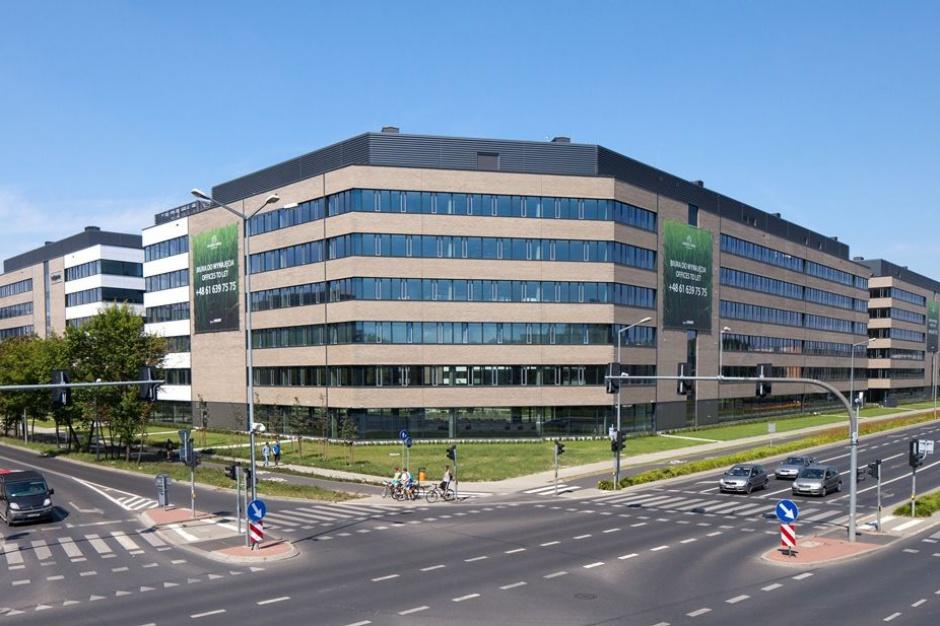 Duża umowa najmu w kompleksie Business Garden w Poznaniu