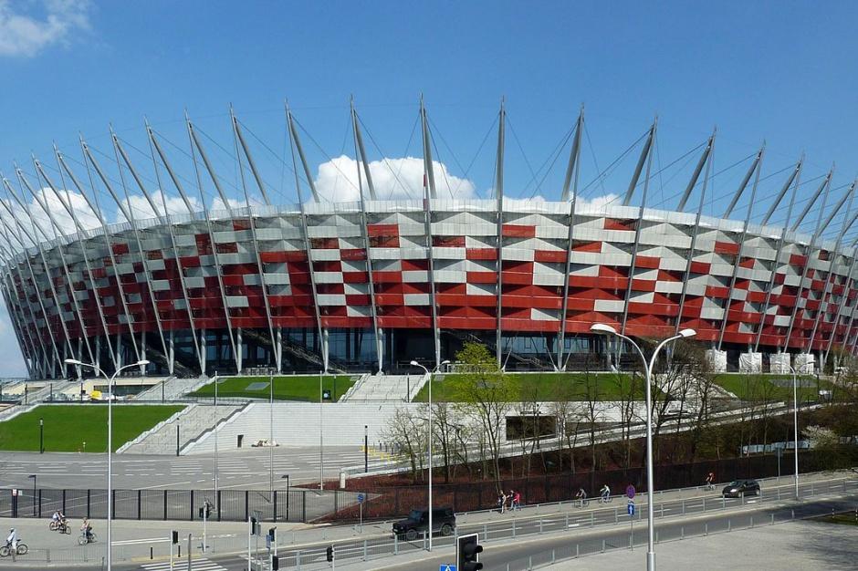Centrum kongresowe obok Stadionu Narodowego. Ministerstwo Rozwoju wnioskuje o wsparcie
