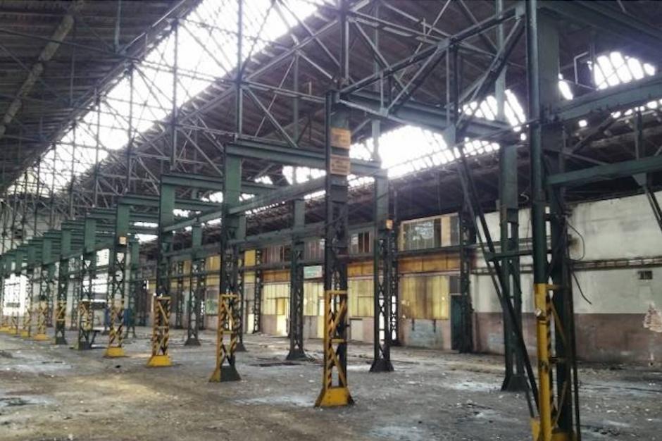 Teren po dawnej fabryce nowym centrum Dąbrowy Górniczej