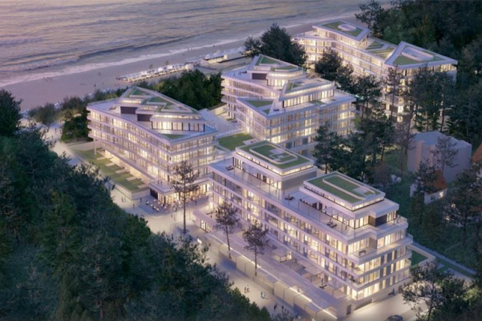 Dune Resort przyciąga skandynawskich inwestorów