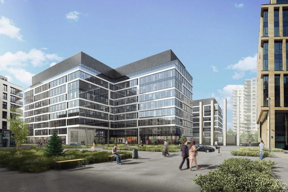 Trzeci budynek kompleksu Gdański Business Center już otwarty