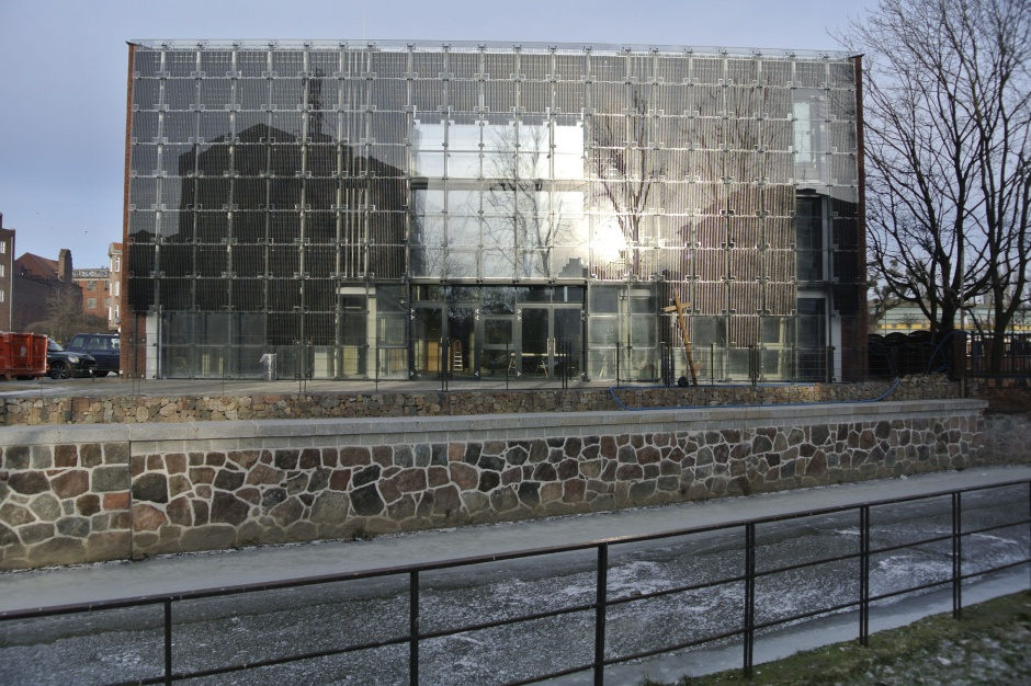 W Gdańsku powstaje biurowiec, który produkuje energię