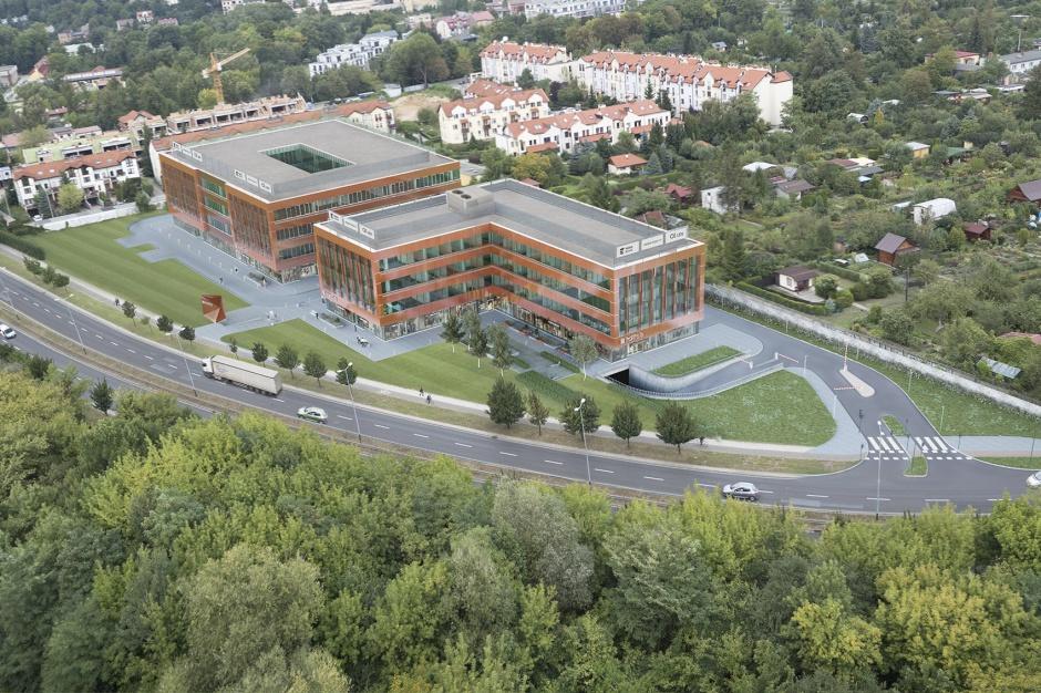 Biurowy Kraków rośnie w siłę