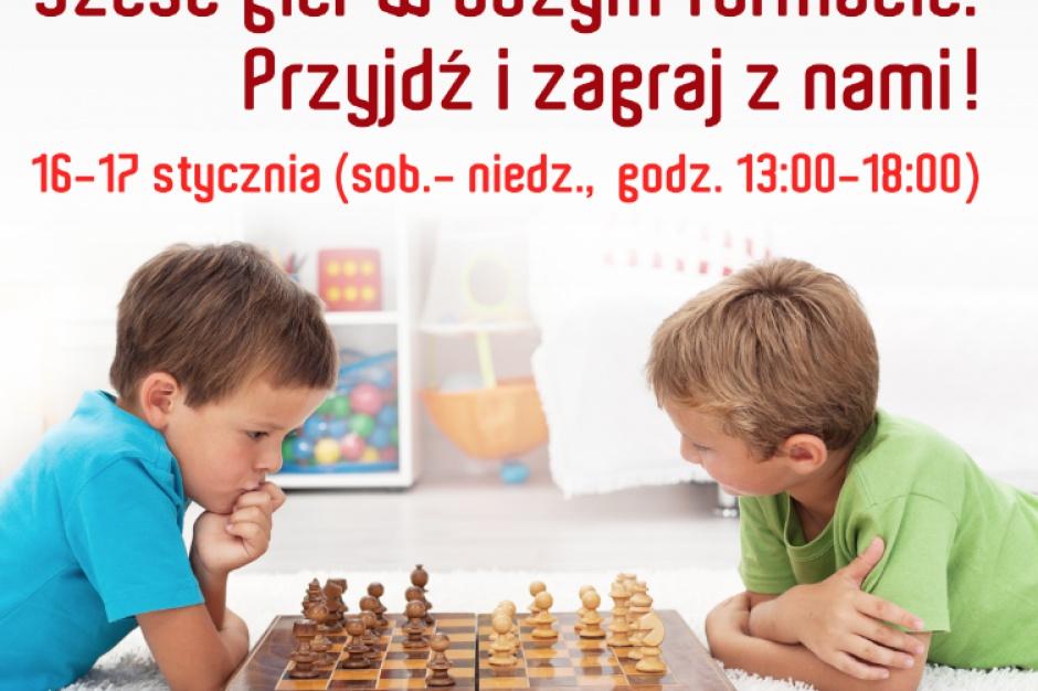Weekend gier w Poznań City Center