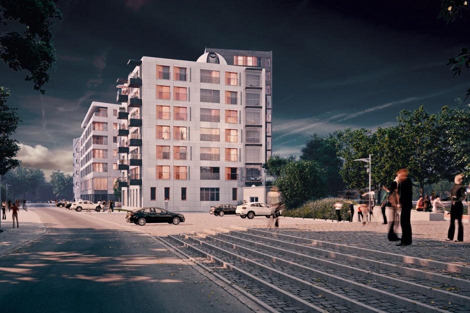 Sawa Apartments buduje kameralne biura na Powiślu