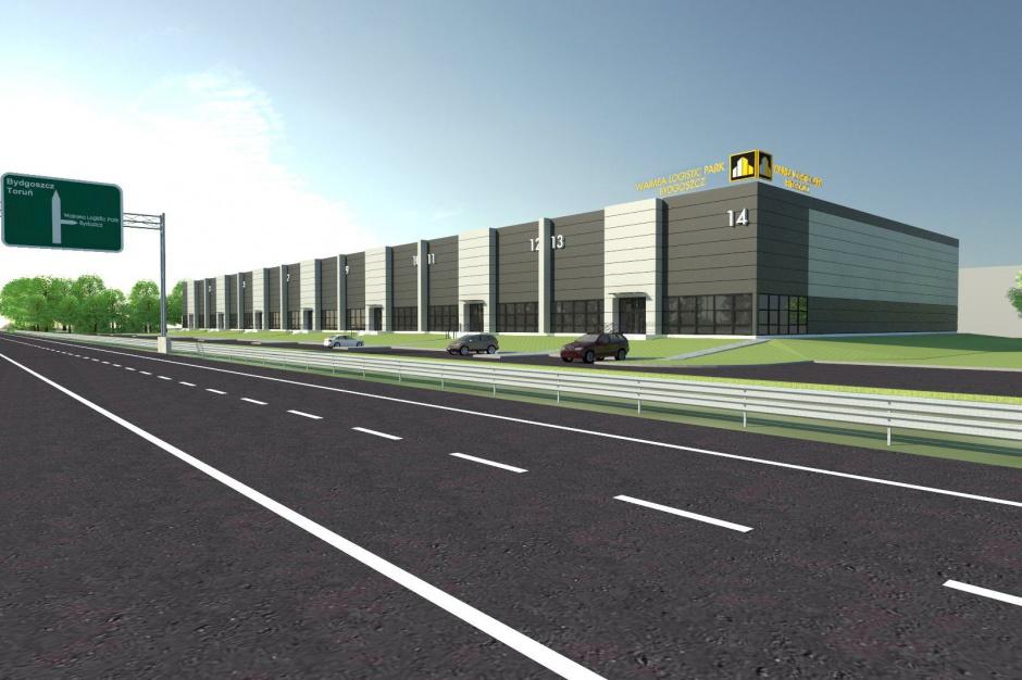 Waimea Logistic Park urośnie w Bydgoszczy