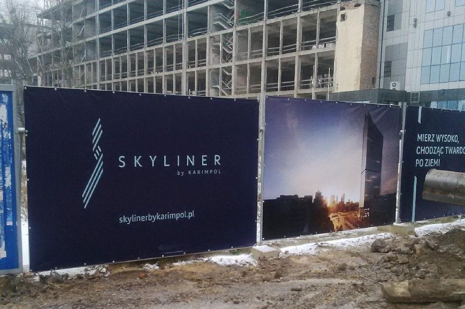 Karimpol przygotowuje się do budowy Skylinera